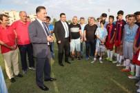 KORAY AYDIN - U-14 Milli Takım Seçmeleri Mersin'de Yapıldı