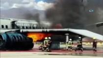BOEING - Üçüncü Havalimanı Personeli Olası Uçak Yangınlarına Hazır
