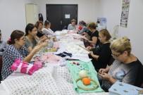 BUCA BELEDİYESİ - Unutulan Nakış Sanatları Buca'da Canlanıyor