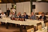 MUHITTIN PAMUK - Vali Su, MEÜ Cami Yaptırma Derneği'nin Programına Katıldı