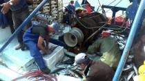SAĞLIKLI BESİN - 14 Metrelik Tekneden 8 Bin Palamut Çıktı