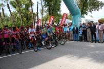 TÜRKIYE BISIKLET FEDERASYONU - 54. Cumhurbaşkanlığı Bisiklet Turu Fethiye-Marmaris Etabı Başladı