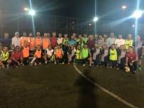 Adana'da Ali Gülleri Veteran Futbol Turnuvası Başladı