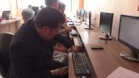 Ağrı'da Engellilere Yönelik Bilgisayar Kursu