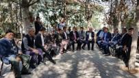 SINDELHÖYÜK - Ak Parti Develi İlçe Başkanı Turan İlk Ziyaretini Sindelhöyük Mahallesine Yaptı