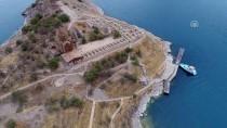 AKDAMAR ADASı - Akdamar Adası Tatlı Suya Kavuşmak İçin Gün Sayıyor