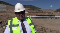 NÜKLEER ENERJI - Akkuyu NGS'de Çalışmalar Hız Kesmeden Sürüyor
