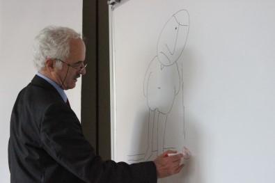Aksoy Açıklaması 'Karikatür Çizgi İle Mizah Yapma Sanatıdır'