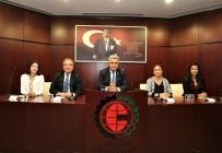 MEHMET TATAR - 'Alacak Sigortası' Bilgilendirme Toplantısı GTO'da Yapıldı