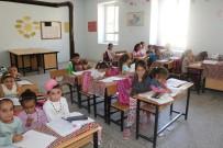 DUMLU - Alidam Ortaokulu İnşaatı Tamamlanıyor