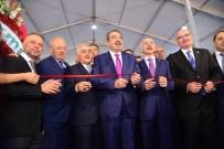 LOKMAN ERTÜRK - Ankara Lojistik Zirvesi Kahramankazan'da Başladı