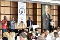 LETONYA - Antalya'da Barış Ve Kardeşlik Rüzgarı