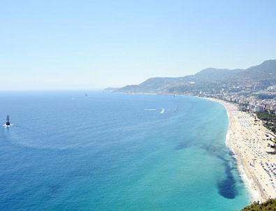 Antalya'nın turizm gelirinin 5'te biri 'deniz'den