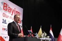 TAHAMMÜL - Avrupa Franchise Sektörü İstanbul'da Toplandı