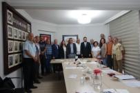 ECZACI ODASI - Aydın Sağlık Platformu, Sağlıkta Yaşanan Sorunları Dile Getirmek İçin Toplandı