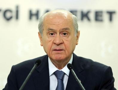 Bahçeli: CHP'nin İş Bankası hisseleriyle ilgili teklif gelirse destekleriz