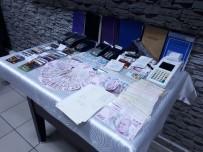 KREDI KARTı - Başkent'te Tefeci Operasyonu Açıklaması 14 Gözaltı