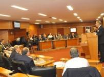 ATİLA AYDINER - Bayrampaşa Belediyesi 2019 Yılı Mali Bütçesi Onaylandı