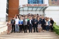 HASAN ARSLAN - Bosna Hersek'ten Kardeş Okul Ziyareti