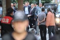 RAHİP - Brunson'a Duruşma Öncesi ABD Maslahatgüzarı'ndan Kritik Ziyaret