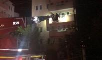 KURTARMA EKİBİ - Bu Kez Bursa'da Bir Bina Boşaltıldı