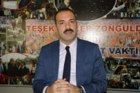 UĞUR MUMCU - Çağlayan 'Maliyetler Doğruysa Zonguldak'a Çok Güzel Bir Kazık Atıldı'