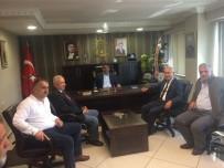 ESNAF ODASı BAŞKANı - Çakır, 'Bu Şehri Birlikte Yöneteceğiz'