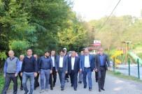 ORMANLı - Çakır, Ormanlı Belediyesi'nin Hizmetlerinden Memnun Kaldı