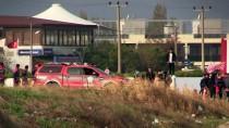 ÇANAKKALE ONSEKIZ MART ÜNIVERSITESI - Çanakkale Boğazı'nda Uçak Kazası Tatbikatı