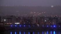 Cizre'de Toz Taşınımı Etkili Oldu