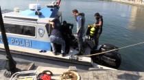 SINOP ÜNIVERSITESI - Denizden 'Çöplük' Çıktı