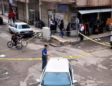 Diyarbakır'da silahlı saldırı: 2 ölü
