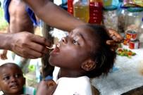 NIJERYA - Dünya Sağlık Örgütü'nden Nijerya'da 400 Bin Aşılama