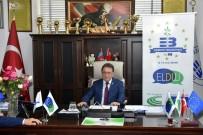 İSTİŞARE TOPLANTISI - Edremit'te Avrupa Yerel Demokrasi Haftası 2. Kez Kutlanacak