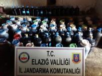 KAÇAK ŞARAP - Elazığ'da 6 Ton Kaçak Şarap Ele Geçirildi