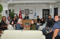 AKŞEHİR BELEDİYESİ - Erciyes Üniversitesi Öğrencileri Akşehir'de Proje Çalışması Yaptı