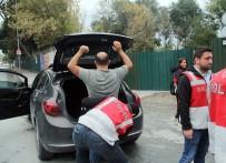 ŞÜPHELİ ARAÇ - Fatih'te Hava Destekli 'Ulubatlı-7' Asayiş Uygulaması Gerçekleştirildi