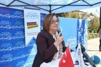 CERRAHPAŞA TıP - Fatma Şahin'den Çiftçilere Tebrik