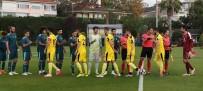 ROBERTO SOLDADO - Fenerbahçe, Hazırlık Maçında İstanbulspor'u 3-0 Mağlup Etti