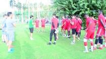 OSMANLISPOR - Hatayspor'da Osmanlıspor Maçı Hazırlıkları