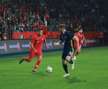 Hazırlık Maçı Açıklaması Türkiye Açıklaması 0 - Bosna Hersek Açıklaması 0 (İlk Yarı)