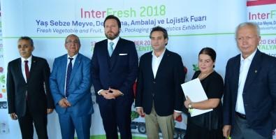 İnterfresh, Türkiye'nin İhracatı Artırma Projesi