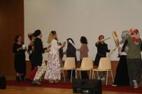 HASTA YAKINI - Isparta Şehir Hastanesinde Vur Patlasın Çal Oynasın Palyatif Fest