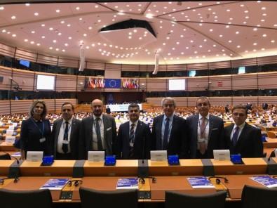 ITSO Başkanı Başdeğirmen Avrupa İşletmeler Meclisi Toplantısına Katıldı