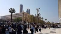 GAZ KAÇAĞI - İzmir Adliyesinde Korku Dolu Anlar