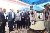KAHRAMANMARAŞ SÜTÇÜ İMAM ÜNIVERSITESI - Kahramanmaraş'ta Bağbozumu Yapıldı, Şire Hazırlandı