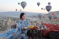 KAPADOKYA - KAPTİD Başkanı Dinler Açıklaması 'Balon Turizmi Sadece Kapadokya'da Yapılmalı'