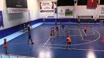 AVRUPA HENTBOL FEDERASYONU - Kastamonu Belediyespor'da Avrupa Kupası Maçı Hazırlıkları