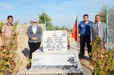 Kaymakam Demir'den Şehit Ailesine Ziyaret