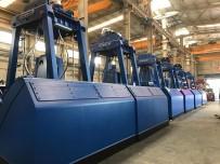 ENDONEZYA - Kepçe Üretimi Yapan Türk Firması, İhracat Yaparak İthalatın Önünü Kesiyor